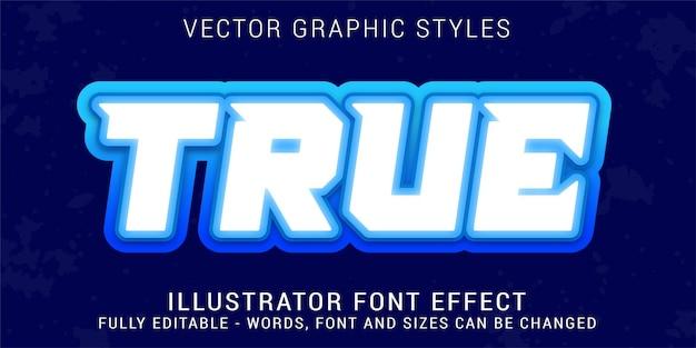 Творческий текстовый эффект