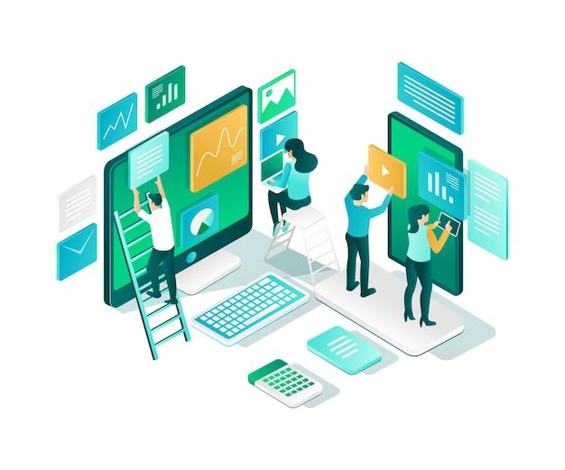 크리에이티브 웹 개발자 및 seo 최적화