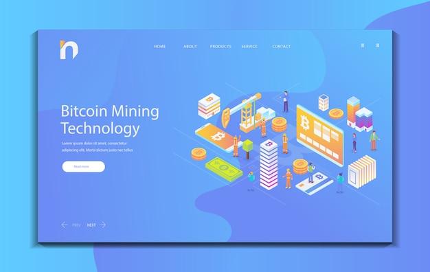 Creative website template designs