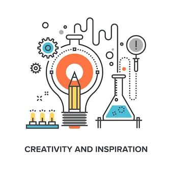 Творчество и вдохновение