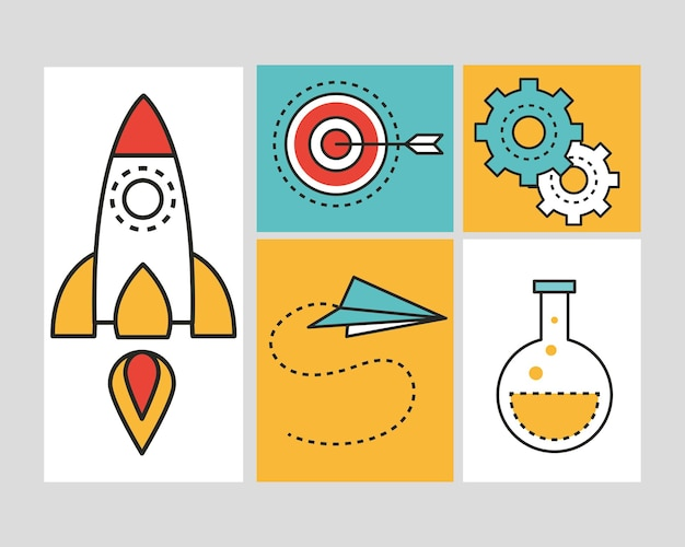 Creativity innovation set