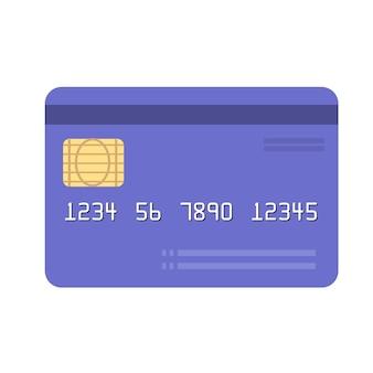 신용 카드 아이콘