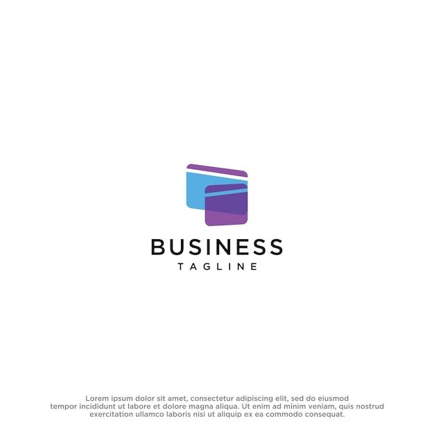 Credit card logo design inspiration