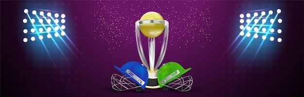 Cricket stadium equipment