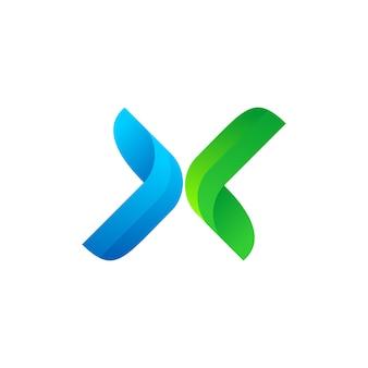 Cross logo design template