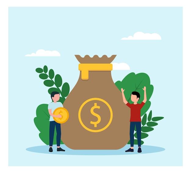 Crowdfunding 머니 플랫