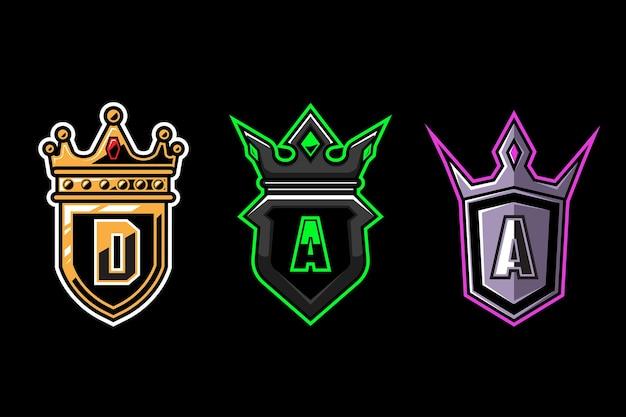 Логотип crown guard esport