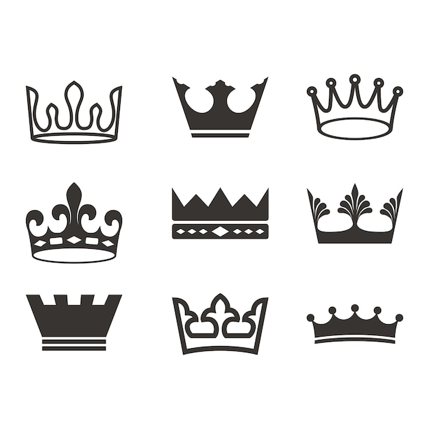crown vectors photos and psd files free download rh freepik com crown vector clipart crown vector file