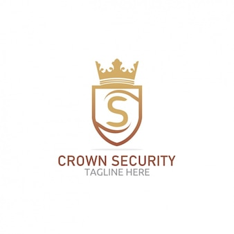 Crown security logo