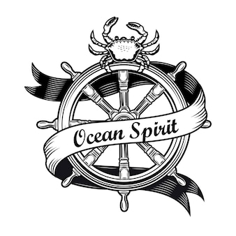 Cruise emblem design