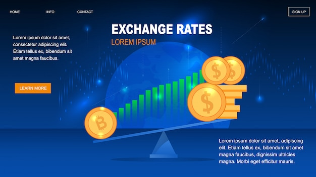 Cryptocurrency exchange rates for trader wallet