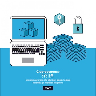 Cryptocurrency system banner