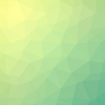 Crystaline polygonal background
