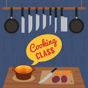 Culinary cooking class