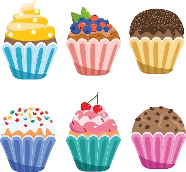 컵케이크.