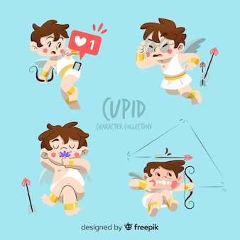 Cupid character collection