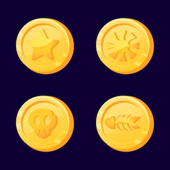 Currency coin icon