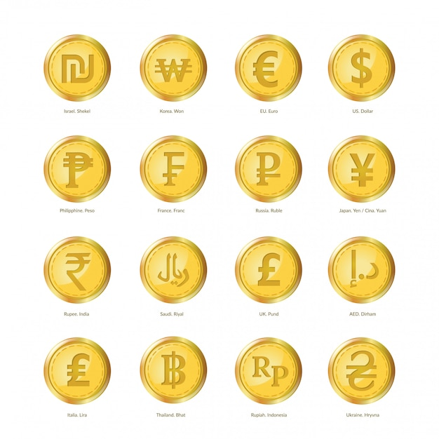 Currency set