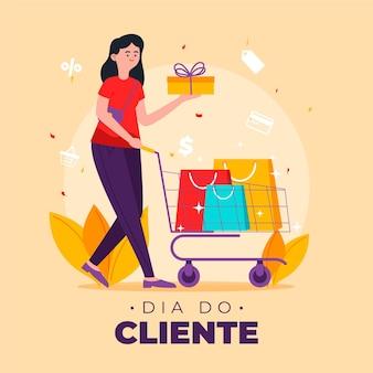 顧客の日のコンセプト