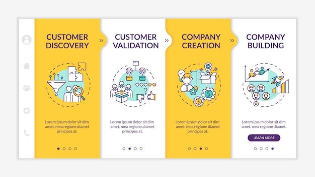 Шаблон адаптации системы развития клиентов