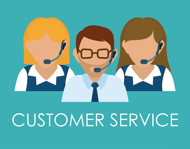 Customer service and call center