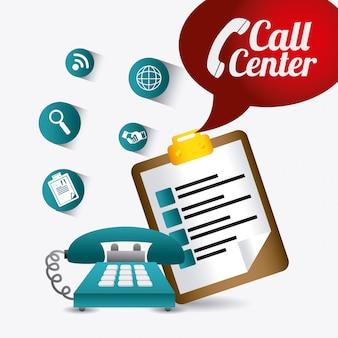 Customer service design.