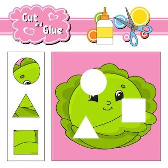 Cut and glue worksheet