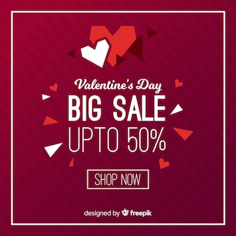 Cut-out heart valentine's day sales backgrond