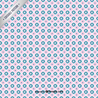 Cute abstract pattern