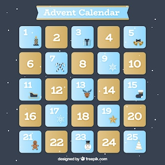 Cute advent calendars