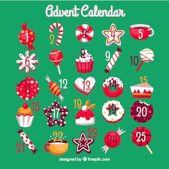 Cute advent calendars