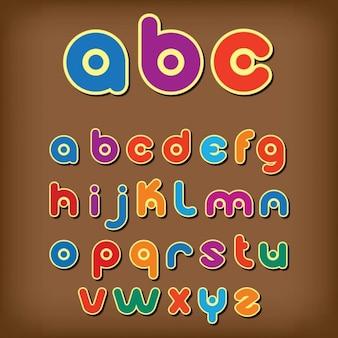 귀여운 알파벳