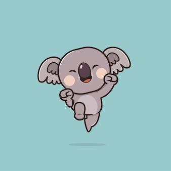かわいい動物コアラ