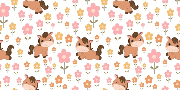 Cute animals pattern for children fabric wallpaper and many more