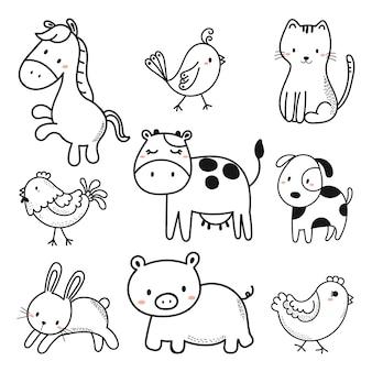 귀여운 동물