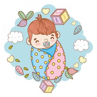 かわいい赤ちゃん漫画