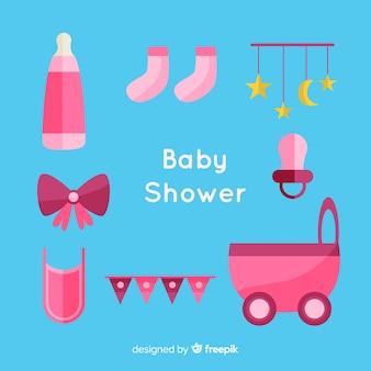 Cute baby doccia design