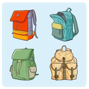Коллекция симпатичных сумок для вашего отпуска или туристической деятельности