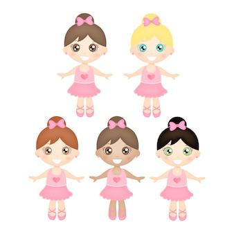 Cute ballet