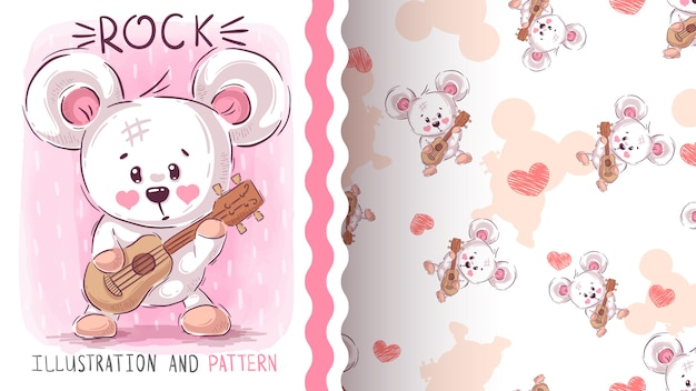 Cute bear music