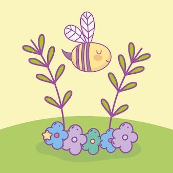 Милые пчелиные цветы