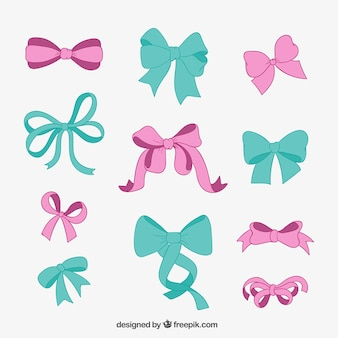 Cute bows collection
