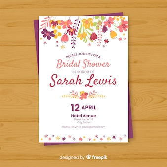 Bridal Shower Vectors Photos And Psd Files Free Download