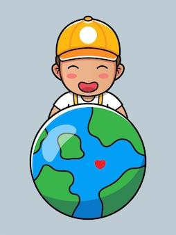Милый кассир и планета земля