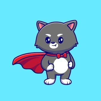 귀여운 고양이 드라큘라