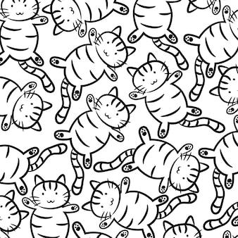 Симпатичные модели кошек