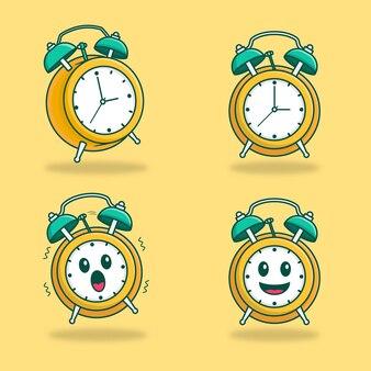 かわいい時計コレクション