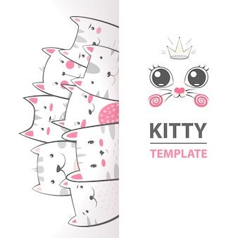 Cute, cool, pretty, funny, crazy, beautiful cat, kitty