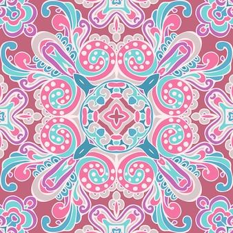 귀여운 다 마스크 벡터 축제 선물 포장 장식 완벽 한 패턴