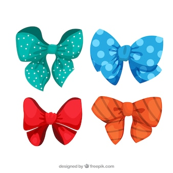 Cute decorative bows